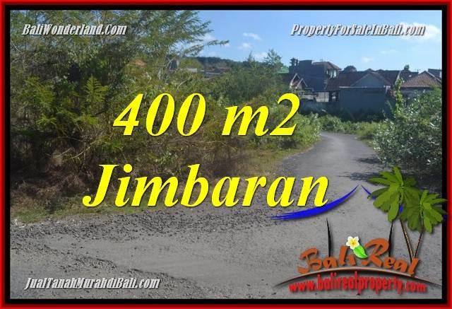JIMBARAN 400 m2 LAND FOR SALE TJJI119