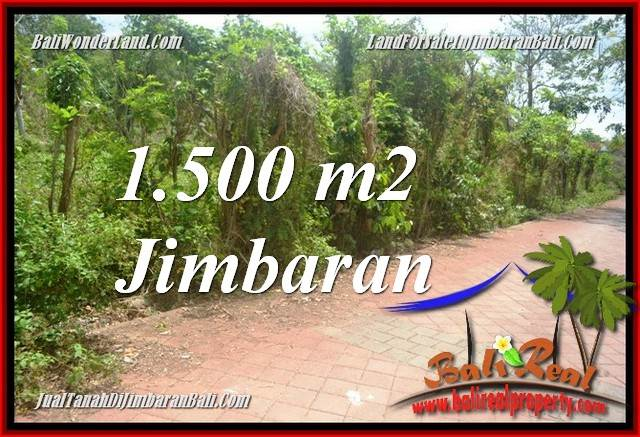 FOR SALE LAND IN JIMBARAN TJJI128