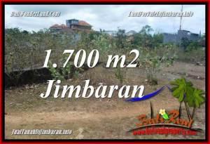 FOR SALE Affordable 1,700 m2 LAND IN JIMBARAN UNGASAN BALI TJJI130
