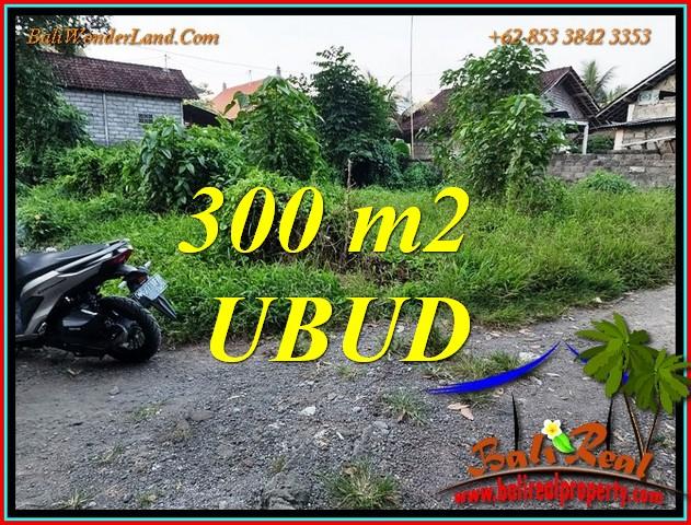 Affordable 300 m2 LAND for SALE in Sukawati Gianyar BALI TJUB809