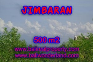 Land in Bali for sale, fantastic view in Jimbaran Bali – TJJI059