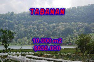 Land for sale in Bali, Outstanding view in Tabanan Bedugul Bali – TJTB059