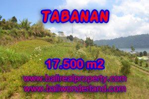 Fantastic Land for sale in Bali, Lake and mountain view in TABANAN BEDUGUL Bali – TJTB082
