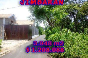 Astounding Property in Bali, Land in Jimbaran Bali for sale – TJJI026