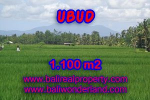 Land for sale in Bali, exceptional view in Central Ubud – TJUB354