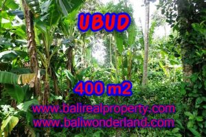 Land for sale in Ubud Bali, Great view in Ubud Center – TJUB371