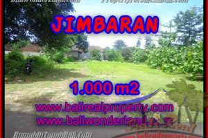 Magnificent PROPERTY LAND IN Jimbaran four seasons FOR SALE TJJI063
