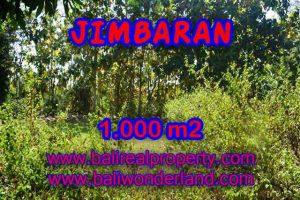 Attractive Property for sale in Bali, land for sale in Jimbaran  – TJJI071