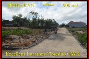FOR SALE Affordable 500 m2 LAND IN Jimbaran Ungasan BALI TJJI085