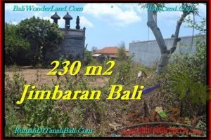 FOR SALE Exotic 200 m2 LAND IN JIMBARAN TJJI102
