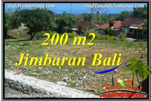 Affordable JIMBARAN 200 m2 LAND FOR SALE TJJI104