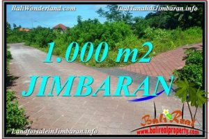 Affordable PROPERTY LAND SALE IN Jimbaran Uluwatu  BALI TJJI111