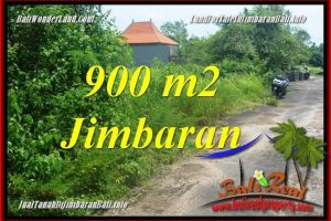 Beautiful PROPERTY 900 m2 LAND FOR SALE IN JIMBARAN TJJI124
