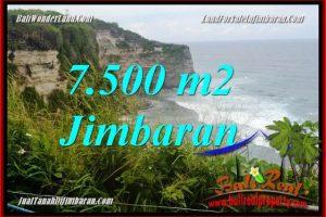 7,500 m2 LAND SALE IN JIMBARAN BALI TJJI126