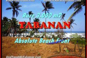 Beautiful PROPERTY LAND IN TABANAN FOR SALE TJTB168