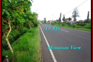 FOR SALE Magnificent PROPERTY 17,000 m2 LAND IN TABANAN BALI TJTB191