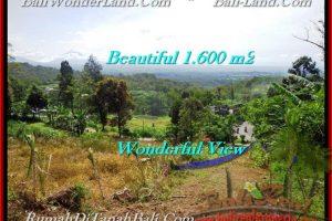 Affordable PROPERTY TABANAN BALI 1,600 m2 LAND FOR SALE TJTB194