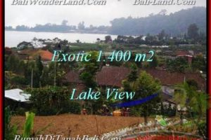 FOR SALE Magnificent PROPERTY 1,400 m2 LAND IN TABANAN BALI TJTB203