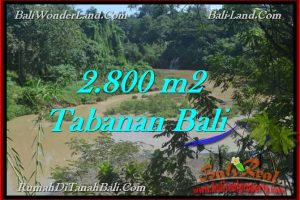 Magnificent PROPERTY TABANAN LAND FOR SALE TJTB276