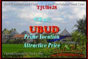 LAND SALE IN Sentral Ubud TJUB428