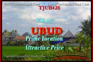 LAND SALE IN Sentral Ubud TJUB428