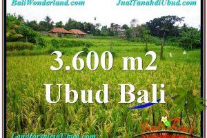 Affordable LAND IN Sentral Ubud BALI FOR SALE TJUB566