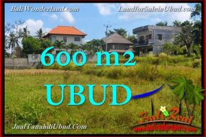 LAND FOR SALE IN Sentral Ubud BALI TJUB664