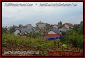 Magnificent PROPERTY 1,500 m2 LAND SALE IN JIMBARAN TJJI076