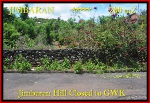 Magnificent PROPERTY JIMBARAN 200 m2 LAND FOR SALE TJJI086