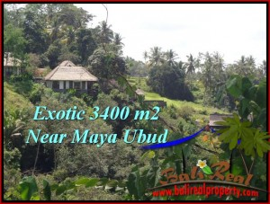 Affordable PROPERTY LAND FOR SALE IN UBUD TJUB514