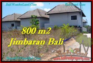 Affordable 800 m2 LAND FOR SALE IN JIMBARAN TJJI098
