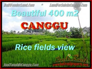 400 m2 LAND FOR SALE IN CANGGU TJCG156
