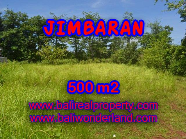 Spectacular Land for sale in Jimbaran Bali, villa environtment in Jimbaran four seasons– TJJI065