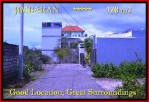 FOR SALE Beautiful PROPERTY LAND IN Jimbaran Ungasan TJJI096