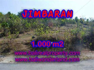 FOR SALE Affordable LAND IN JIMBARAN BALI TJJI074