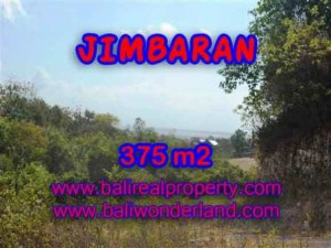 Beautiful 375 m2 LAND FOR SALE IN JIMBARAN TJJI077