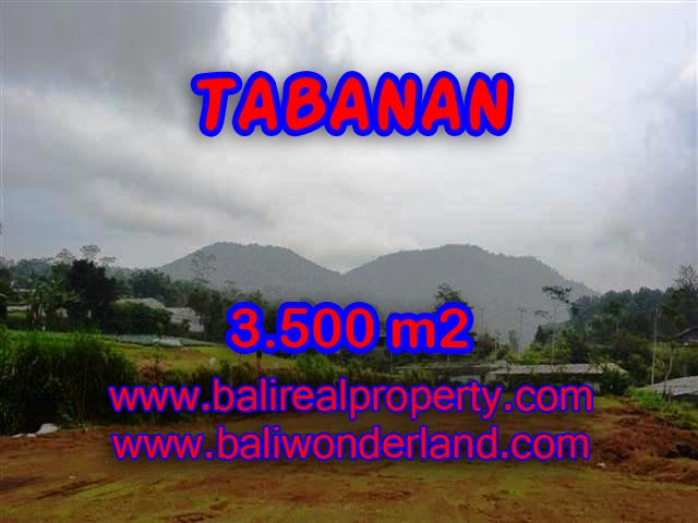 Outstanding Property in Bali for sale, land in Tabanan for sale – TJTB102