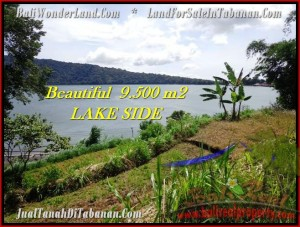 FOR SALE 9,500 m2 LAND IN TABANAN TJTB192