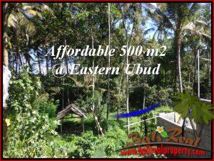 Magnificent PROPERTY 500 m2 LAND SALE IN Ubud Pejeng TJUB515