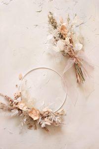Annas Blumenpoesie Blumenring