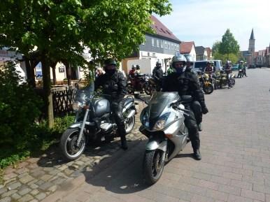Biker Pfingsten