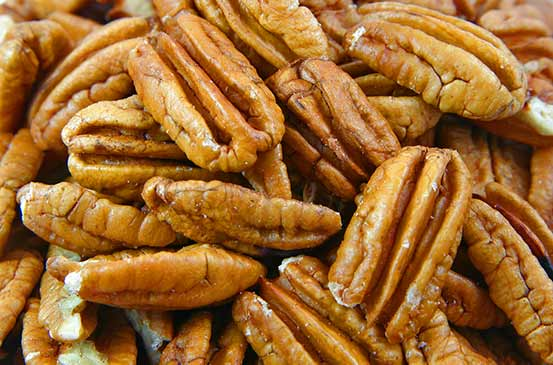 Landgraf Farms Pecans | Pecan Halves