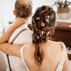 Mermaid-Braid by Alwina Werwai Weddings