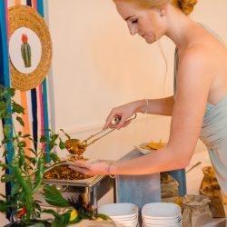 NachoBar Mitternachtsimbiss Chili con Carne Wedding Mitternachtssnack