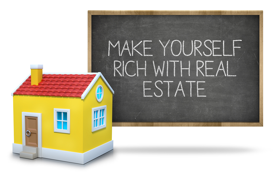 HOW TO MAKE MONEY FAST SELLING REAL ESTATE