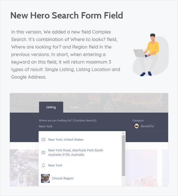 Wilcity - Directory Listing WordPress Theme - 10