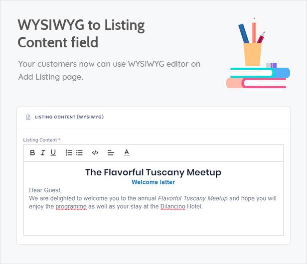 Wilcity - Directory Listing WordPress Theme - 17