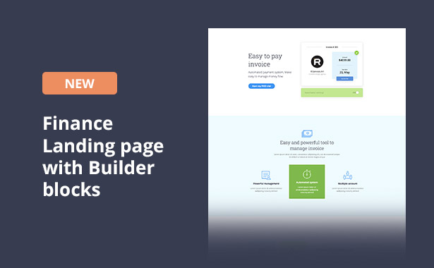 RGen   HTML Landing Pages with Builder - 17
