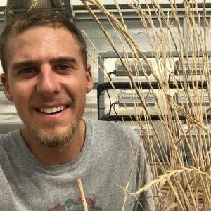 Bryce Hostetler Land Institute Intern