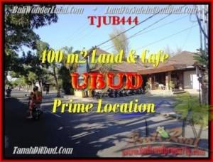 Affordable LAND IN Sentral Ubud BALI FOR SALE TJUB444